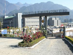 University of Petroleum and Energy Studies  Dehradun