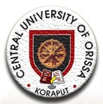 Central University of Orissa Koraput