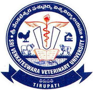 Sri Venkateswara Veterinary University Tirupati