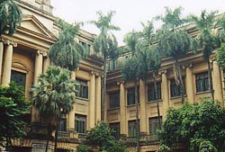 Calcutta University, Kolkata