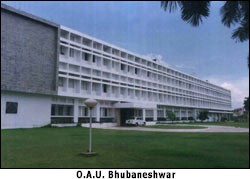 Orissa University of Agriculture & Technology, Bhubaneswar